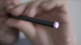 Lung problems caused by vaping at 10-month low