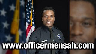 Help Officer Joseph Mensah