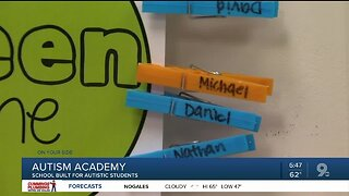 Autism Academy of Tucson helps students develop skills