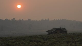 Wildfires Threaten Communities In Western U.S.