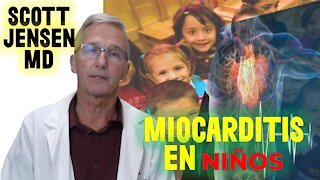 Scott Jensen, MD: Las vacunas contra covid están dañando los corazones de los niños