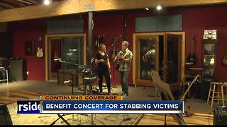 Benefit Concert for Wylie St. Stabbing Victims