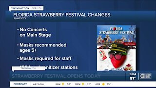 Florida Strawberry Festival 2021: Everything you need to know