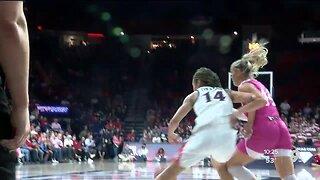 Arizona Women Defeat Washington 64-53