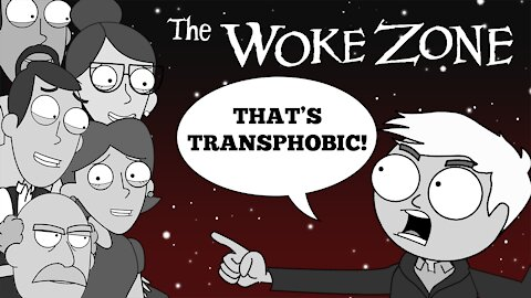 Trans Activist Lovingly Forces Everyone To Agree... Or Else