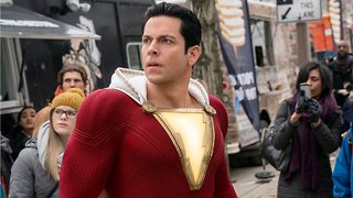 'Shazam!' Easter Egg Was Used With 'Constantine'