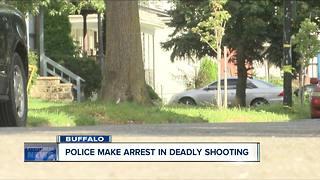 Teen suspect arrested for Lisbon Avenue homicide