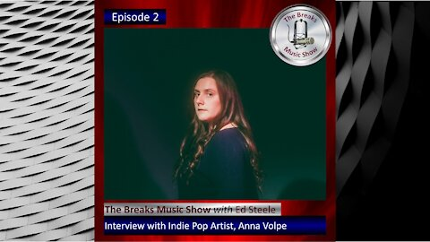 The Breaks Music Show - Episode 2 - Promo with Anna Volpe