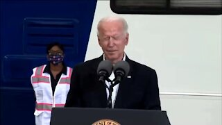 Biden Asks Himself: What Am I Doing Here?