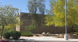 North Las Vegas reopening Aliante Library