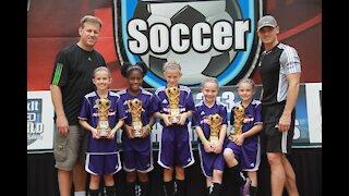 2012 Lightning Bolts 3v3 Soccer