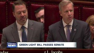 Green Light Bill passes state senate