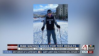 Kansas State student frustrated by COVID-19 test delays