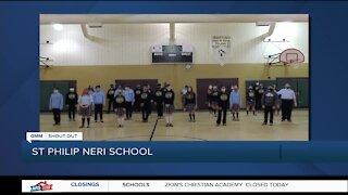 Good Morning Maryland from St. Philip Neri School