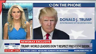 Trump: I Don't Think Biden's In Charge