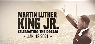 Happy birthday to Martin Luther King Jr.