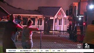 Islander Inn burns in 2 alarm fire
