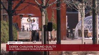 Northeast Wisconsinites react to the verdict in the Derek Chauvin trial