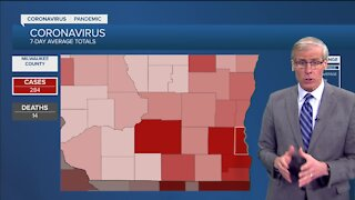 Latest COVID-19 trends in Wisconsin