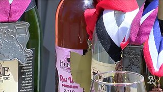 Wine shops offer to-go options to keep business flowing