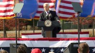 Vice President Mike Pence visits Waukesha Tuesday