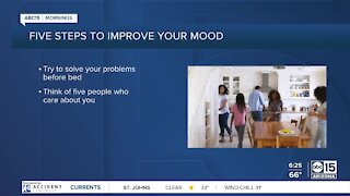 The BULLetin Board: 5 steps to improve your mood