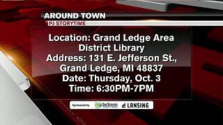 Around Town - PJ Story Time - 10/1/19