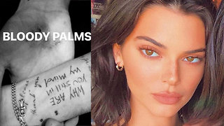 Anwar Hadid Explains Cryptic Kendall Jenner Post
