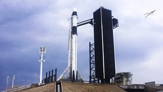SpaceX Crew Dragon Flight Postponed Due To Weather
