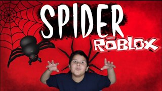 Spider Roblox Gameplay