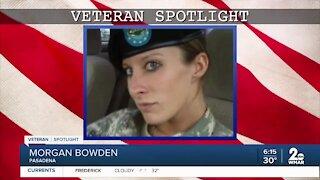Veteran Spotlight: Morgan Bowden of Pasadena