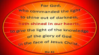 483 - The Knowledge of the Glory - David Carrico - 6-4-2021