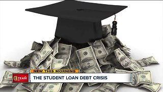 Will student loans cause the next financial crisis?