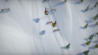 Grand Mountain Adventure Gameplay Lovely Ski Themed Mobile Gaming
