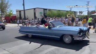 Las Vegas Days Parade in downtown Las Vegas