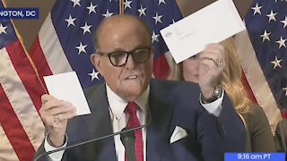 BREAKING: Rudy Giuliani Comes Forward With EVIDENCE the Media Can't Ignore