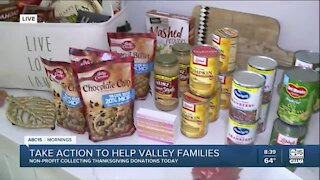 Taking action to help Valley families