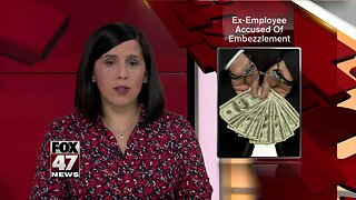 SRI reports embezzlement by former employee