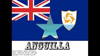 Bandeiras e fotos dos países do mundo: Anguilla [Frases e Poemas]