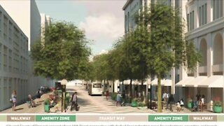 Denver signs contract for 16th Street Mall project