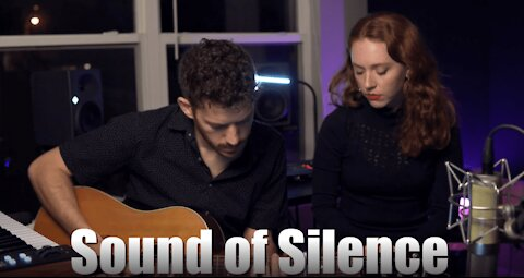 Cover of Sound of Silence performed by The Running Mates