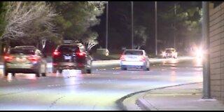 Las Vegas police sounding alarm on drunk driving