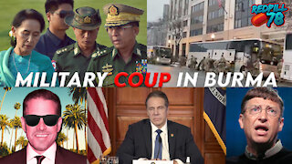 Burmese Military Coup, Foreshadowing? National Guard Still Coming To DC