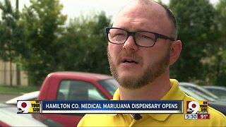 Hamilton County medical marijuana dispensary opens