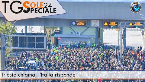 Trieste chiama, l'Italia risponde