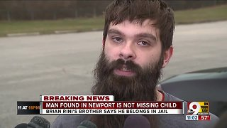 Man found in Newport is not missing Illinois child