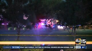 Double shooting under investigation in Surprise