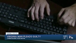 Virginia man pleads guilty to cyberstalking Mayor G.T. Bynum