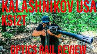 The Cheapest AK Optics Rail