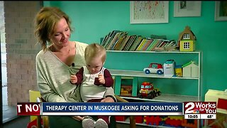 Kelly B. Todd therapy center needs donations